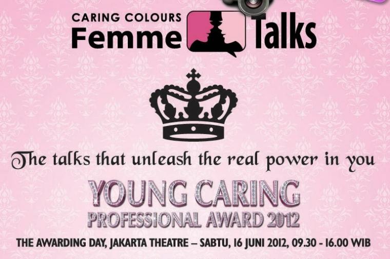 YCPA 2012 : Mengajak Wanita Mencari, Menciptakan, Membagi Inspirasi