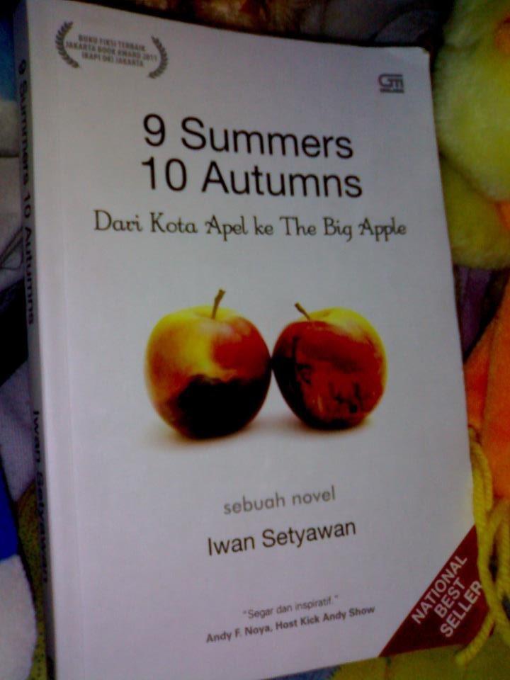 Curahan Sederhananya di 9 Summers 10 Autumns