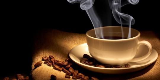 Metal Detector untuk kopi (coffe)