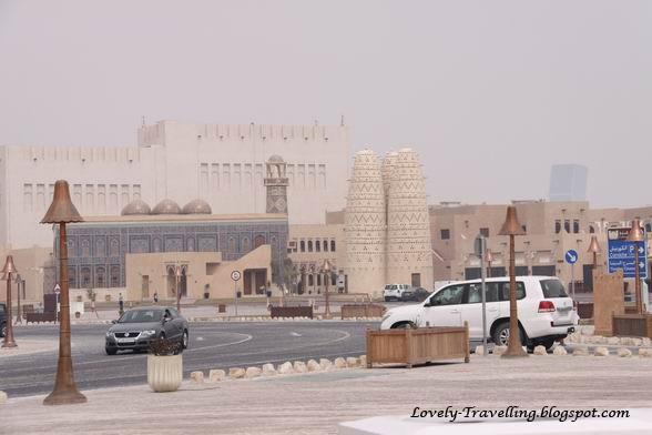 Pusat Kebudayaan dan Kesenian di Doha