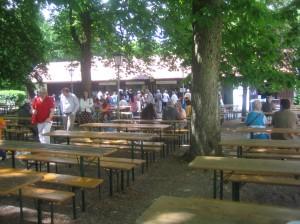 Bier Garten: Tradisi Masyarakat Bayern