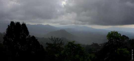 Hujan dan Senja
