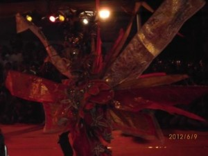 Malang Flowers Carnival (MFC) 2012