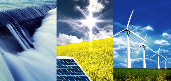 Potensi Energi Baru Terbarukan Indonesia