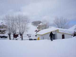 Salju Arab Yang Selalu Bikin Heboh