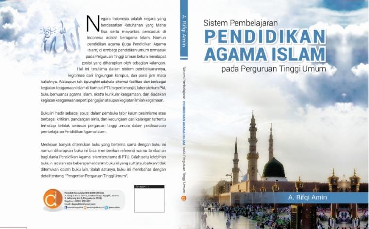 Resensi Buku Sistem Pembelajaran Pendidikan Agama Islam Pada Perguruan Tinggi Umum Kompasiana Com
