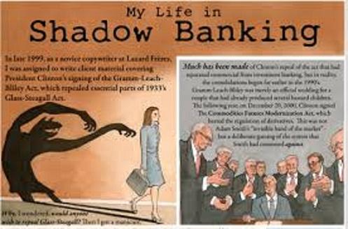 Shadow Banking, Peluang Atau Ancaman?