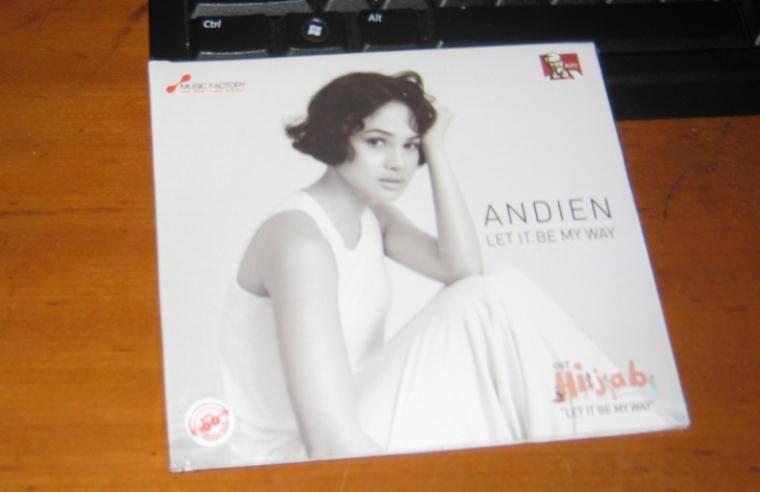 """Review """"Andien Let It Be My Way"""": Kombinasi Soundtrack film dan Update Lagu Lawas Plus Rasa Katty Perry"""