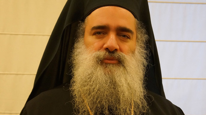 Kami Orang Kristen Palestina Mengatakan Allahu Akbar