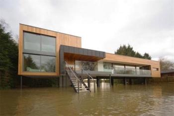 46 Foto Desain Rumah Modern Panggung Gratis Download