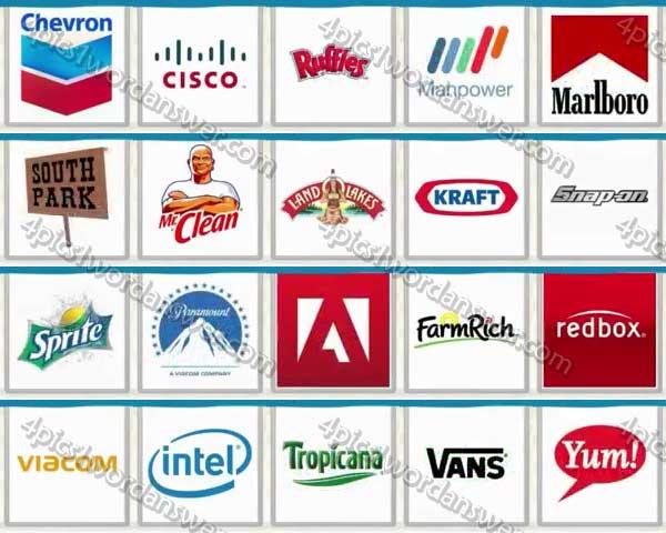 Cheats Logo Quiz USA B...U Logo Quiz