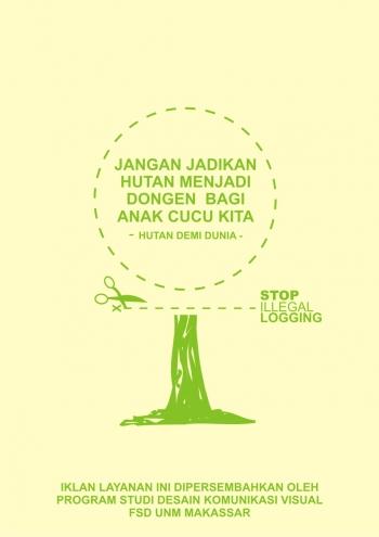 Iklan Layanan Masyarakat Ilm Sebagai Pendekatan Lingkungan