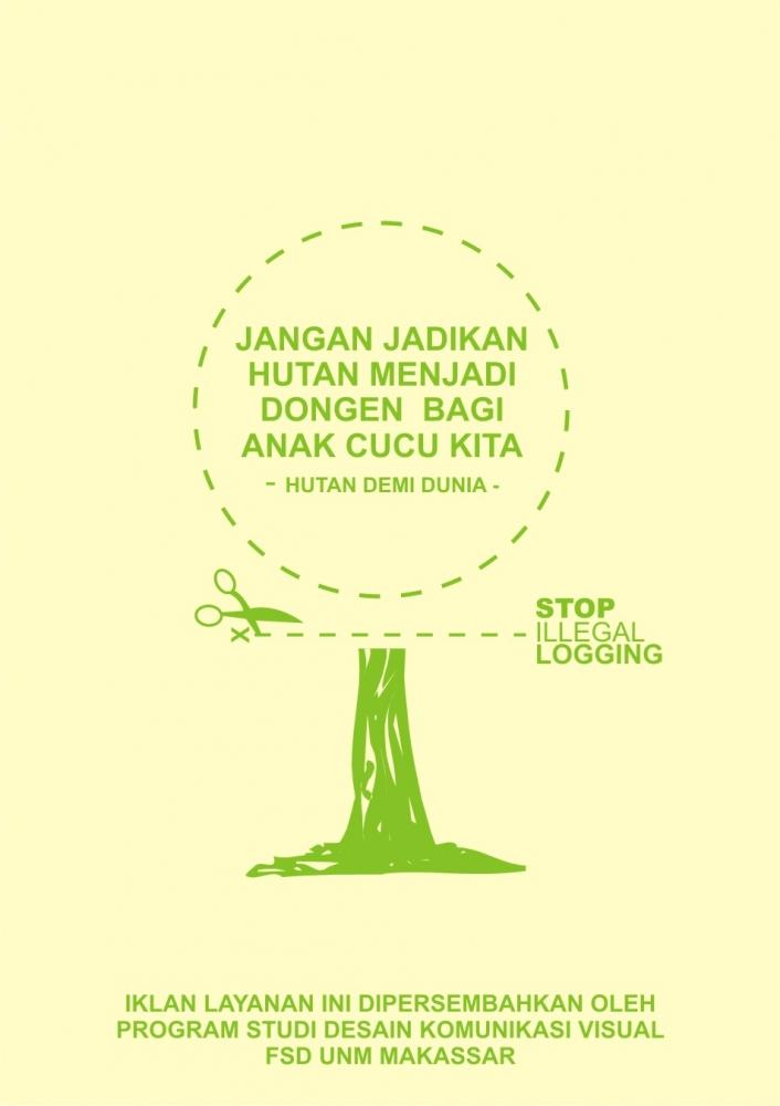 Iklan Layanan Masyarakat Ilm Sebagai Pendekatan Lingkungan Oleh