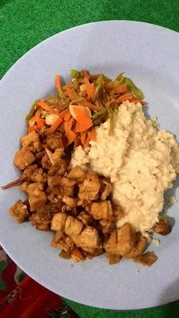 cara diet tapi tetap makan nasi putih