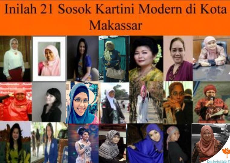 Inilah 21 Sosok Kartini Modern di Kota Makassar