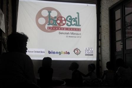 Bioscil, Film dan Upaya Menjumpai Penonton