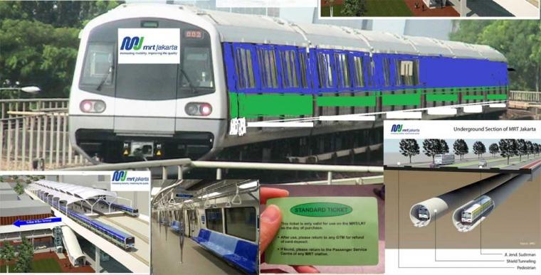 2017 MRT Sudah Beroperasi di DKI Jakarta? Woww…!
