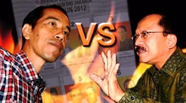 Debat Foke-Jokowi yang Seru, Tegang dan Mencekam