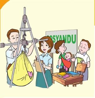 Ayo ke Posyandu