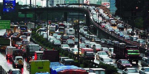 Jakarta Macet, kalau Bukan Kite, Siapa Lagi?