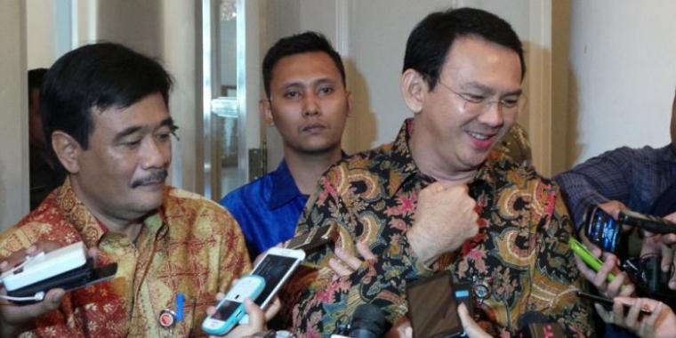 Lokalisasi dan Kartu Jakarta Butuh, Ahok dan Jarot Bisa Dibui