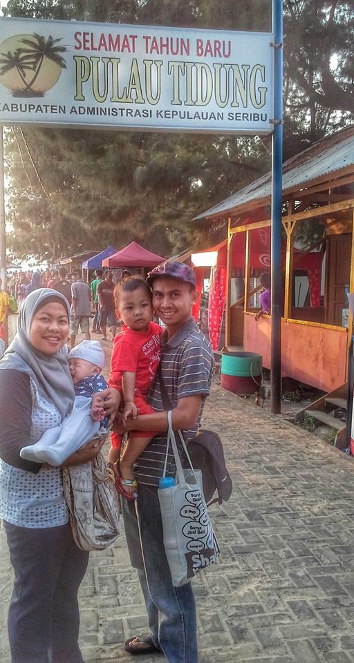 Bawa Bayi ke Pulau Tidung, Why Not ?