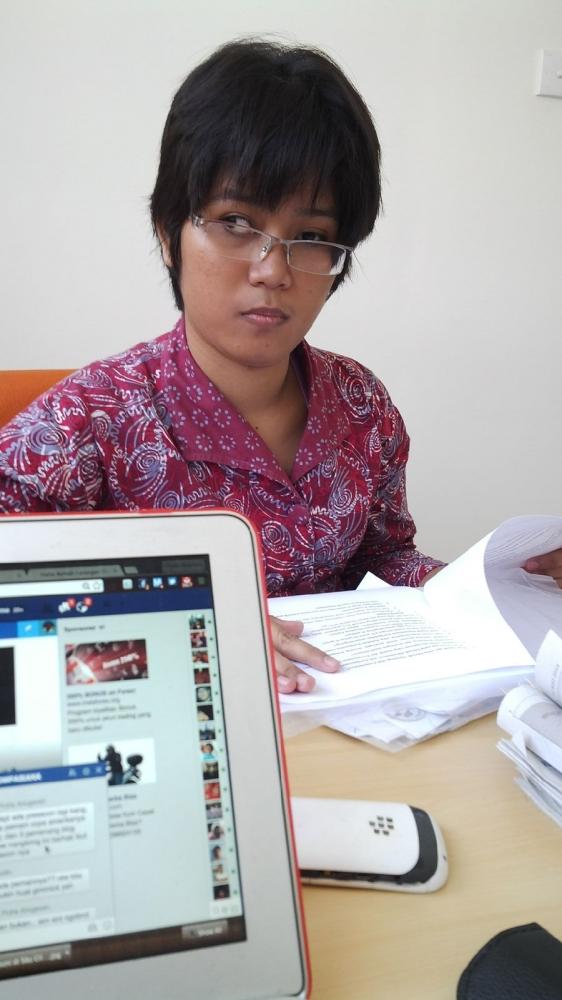 Syifa Annisa, Mahasiswi Penderita Glukoma yang Mengejar Gelar Sarjana