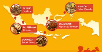 Pemenang Jelajah Kuliner Unik Nusantara Bersama Daihatsu