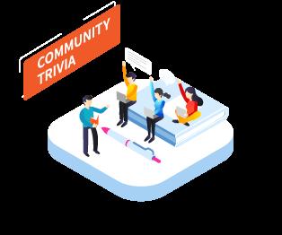 community trivia menu